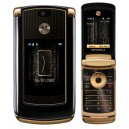 Motorola RAZR2 V8 2GB Gold Luxury Edition