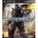 Transformers 3: Dark Of The Moon (PS3)